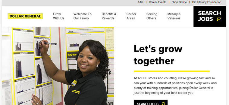 Dollar General Careers In Management