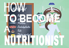 how to become a nutritionist