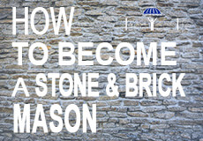how to become a stone brick mason
