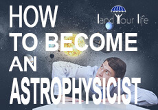 how to become an astrophysicist