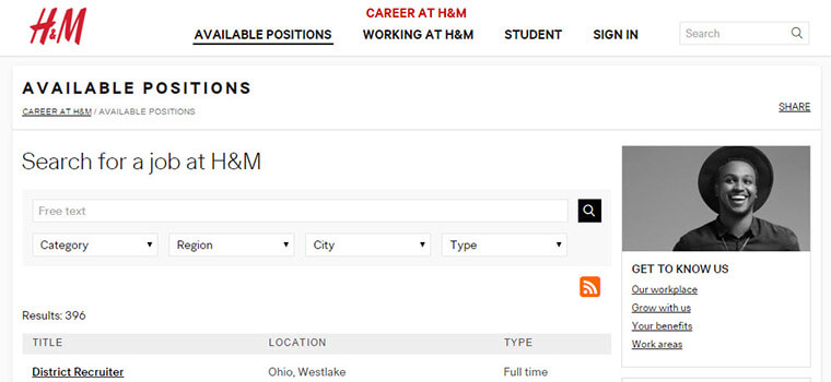 A free inside look at H&M salary trends. 21 salaries for 18 jobs at H&M. Salaries posted anonymously by H&M employees.
