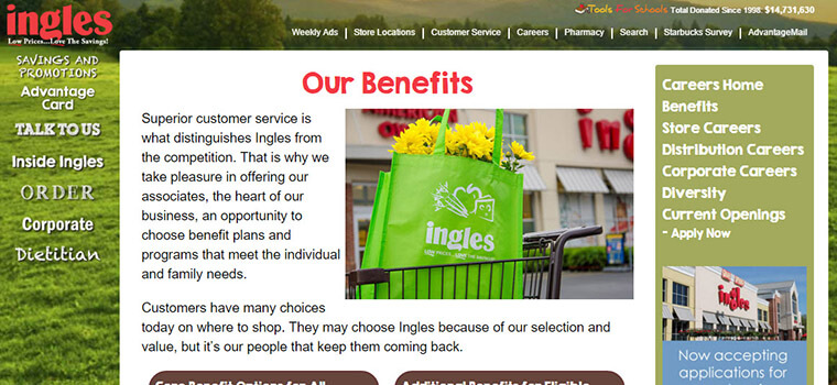 Ingles Markets Application | 2019 Careers, Job Requirements & Interview