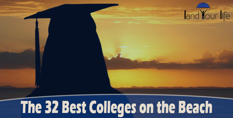 best beach colleges