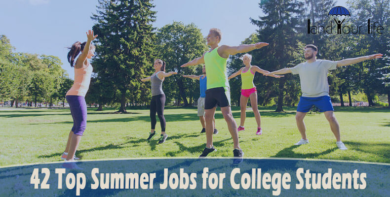 best summer jobs for college