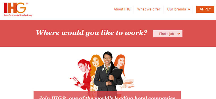 Holiday Inn Application | 2019 Careers, Job Requirements