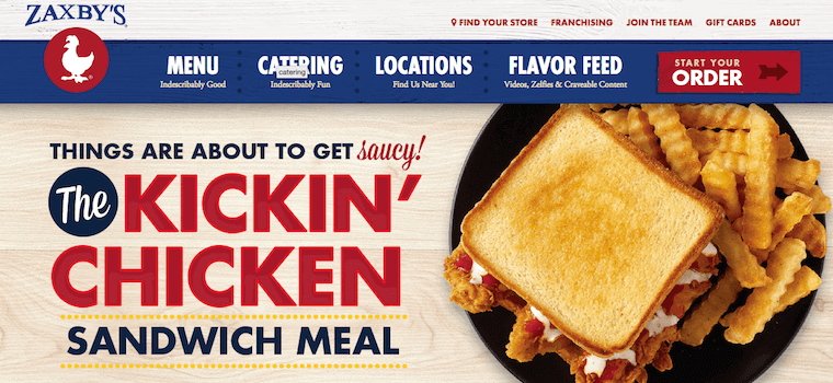 Zaxby's Application | Online Form & Job Application Tips