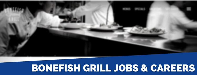 bonefish grill careers