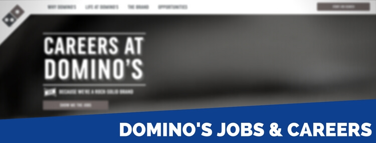 Domino's Application | 2019 Careers, Job Requirements