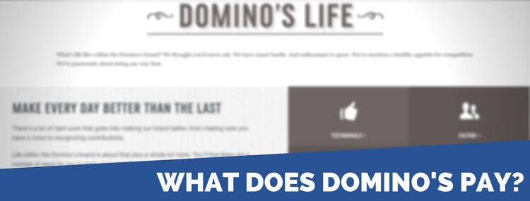 domino's pay