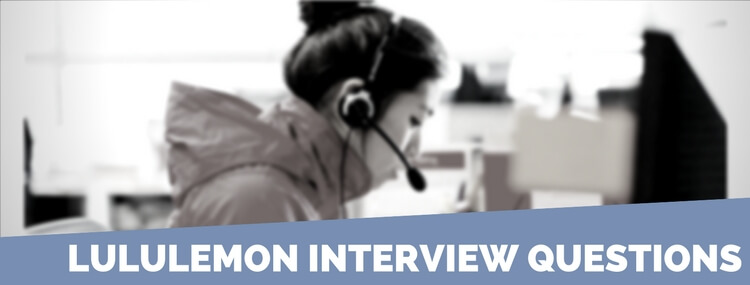 lululemon interview questions