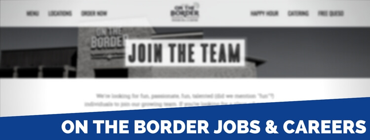 on the border careers