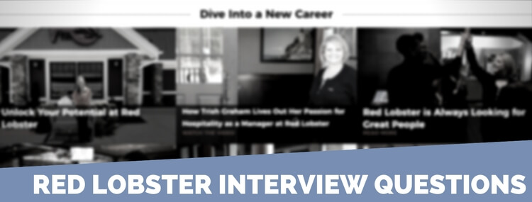 red lobster interview questions