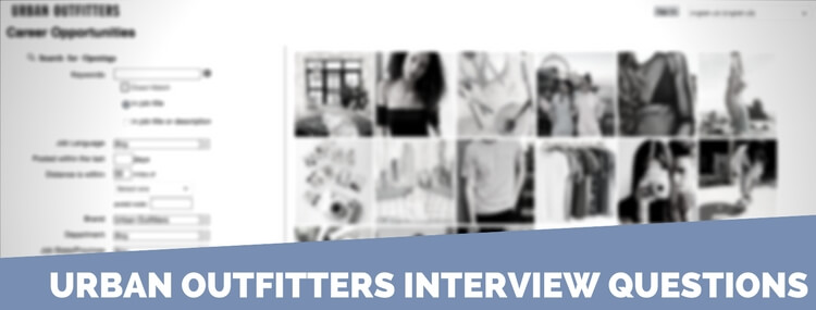 urban outfitters interview questions