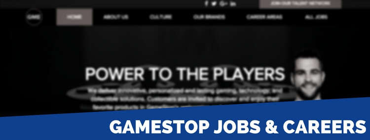 gamestop careers