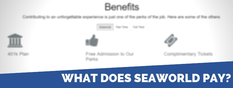 SeaWorld Pay