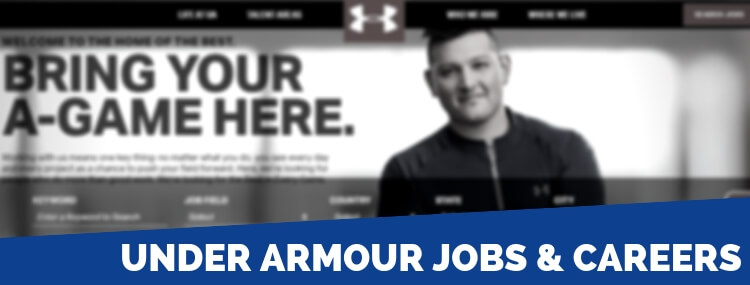 Under Armour Careers