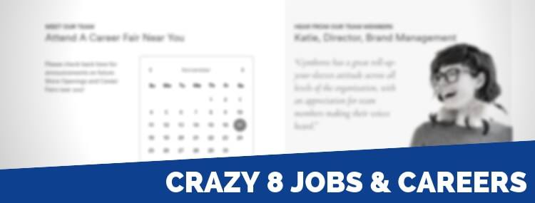 Crazy 8 Careers