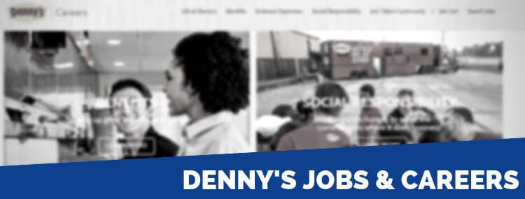 Denny's Careers