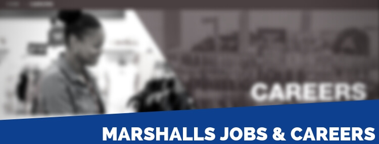 Marshalls Careers