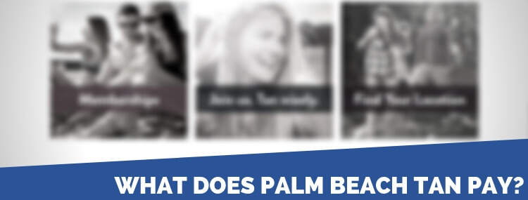Palm Beach Tan Pay