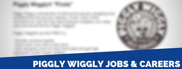 Piggly Wiggly Careers