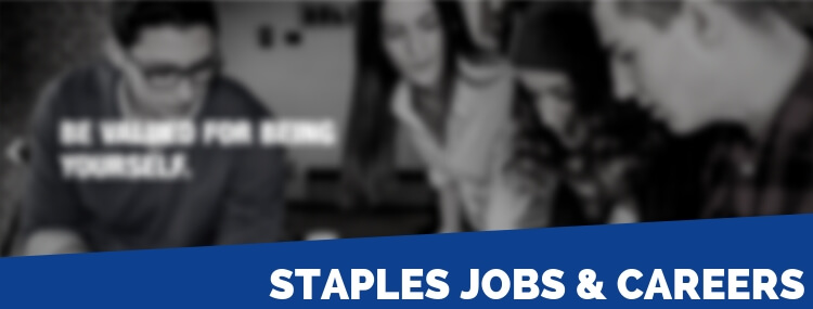 Staples Careers