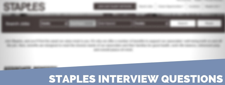 Staples Application | 2019 Job Requirements, Career & Interview Tips