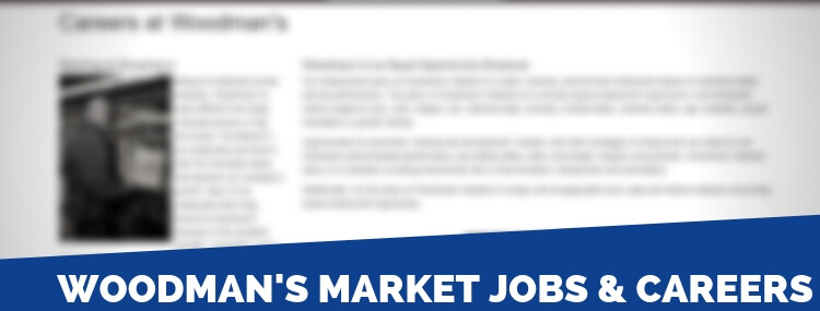 Woodman's Market Careers