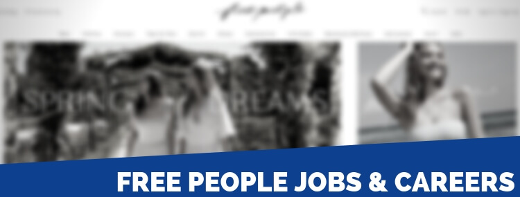 Free People Careers